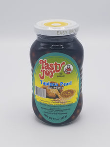 Tasty Joy Tapioca Pearl In Syrup Tasty Joy