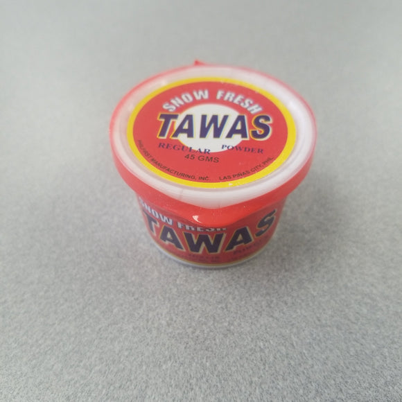 Tawas RDL Powder Regular- Red - 50 grams RDL