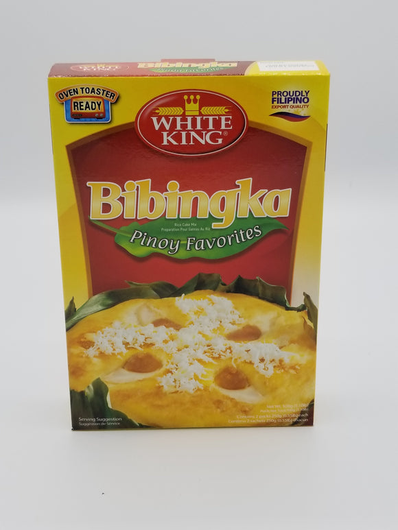 White King Bibingka Rice Cake Mix White King