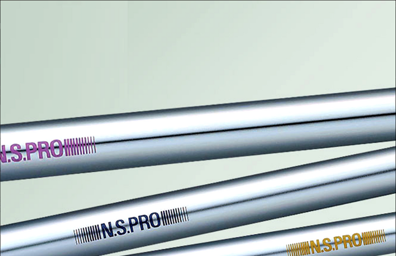 N.S. Pro Steel Putter Shaft