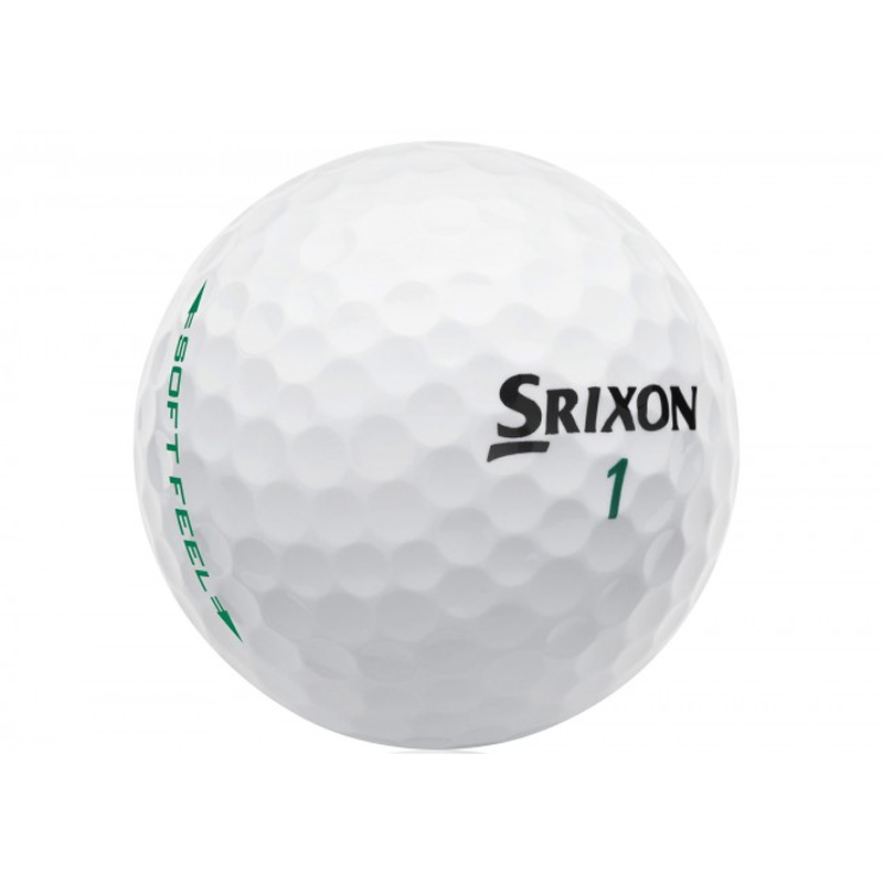 Srixon Soft Feel Box (with CW logo)