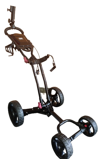 GolfGear 4 Wheel Trolley
