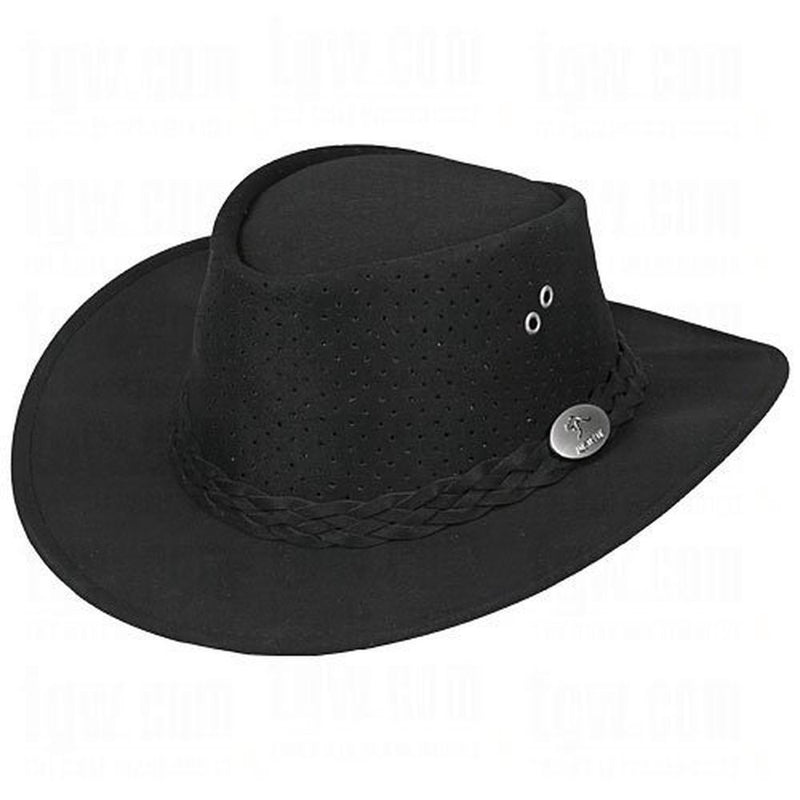 Aussie Chiller Hat Black (Men's)