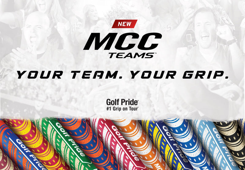 Golf Pride Multi-Compound (MCC) Teams Grips