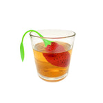 Load image into Gallery viewer, Strawberry Tea Strainer