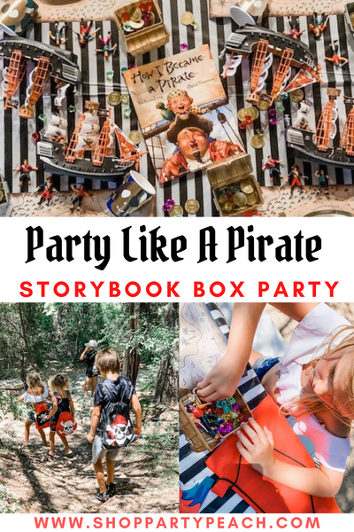 Pirate Picnic featuring the Pirate Storybook Box