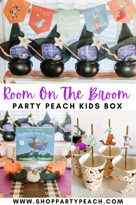 Room On The Broom Breakfast Featuring The October Kids Box!