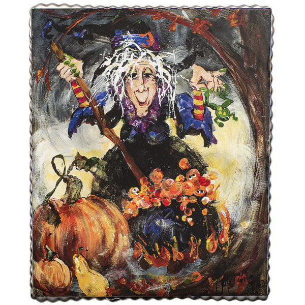 Tillie The Witch Framed Print
