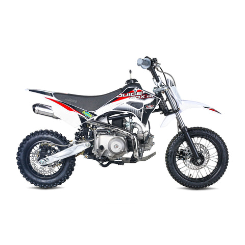 JUICEBOX 110 Pit Bike