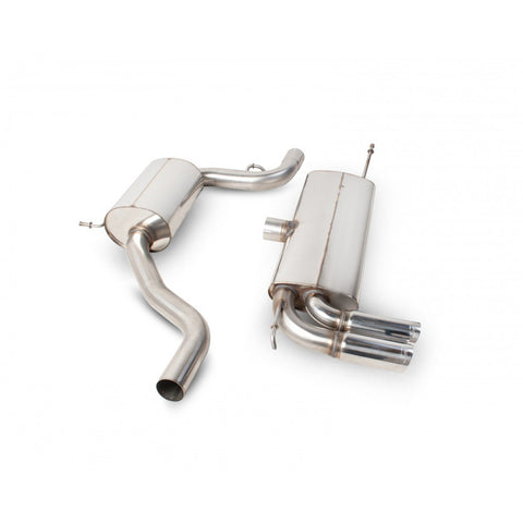 Scorpion Resonated Cat-back System (1.9 TDi) - SST008