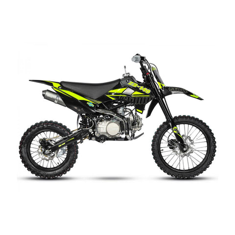 Z3-140 Big Wheel Pit Bike