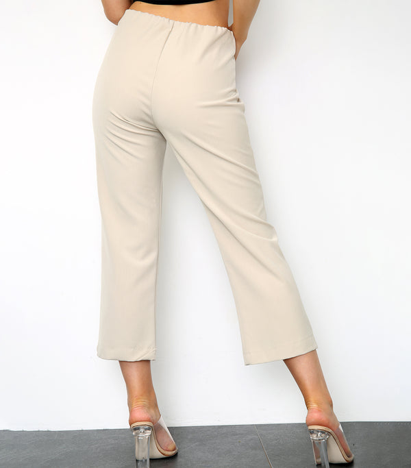 Ankle-length Comfort Plus Trouser