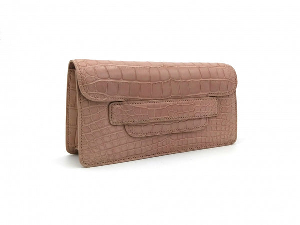 MIA DUSTY PINK MINI CLUTCH