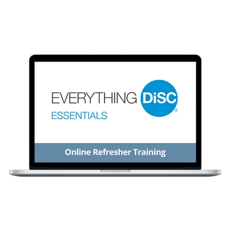 Everything DiSC® Essentials Online Training