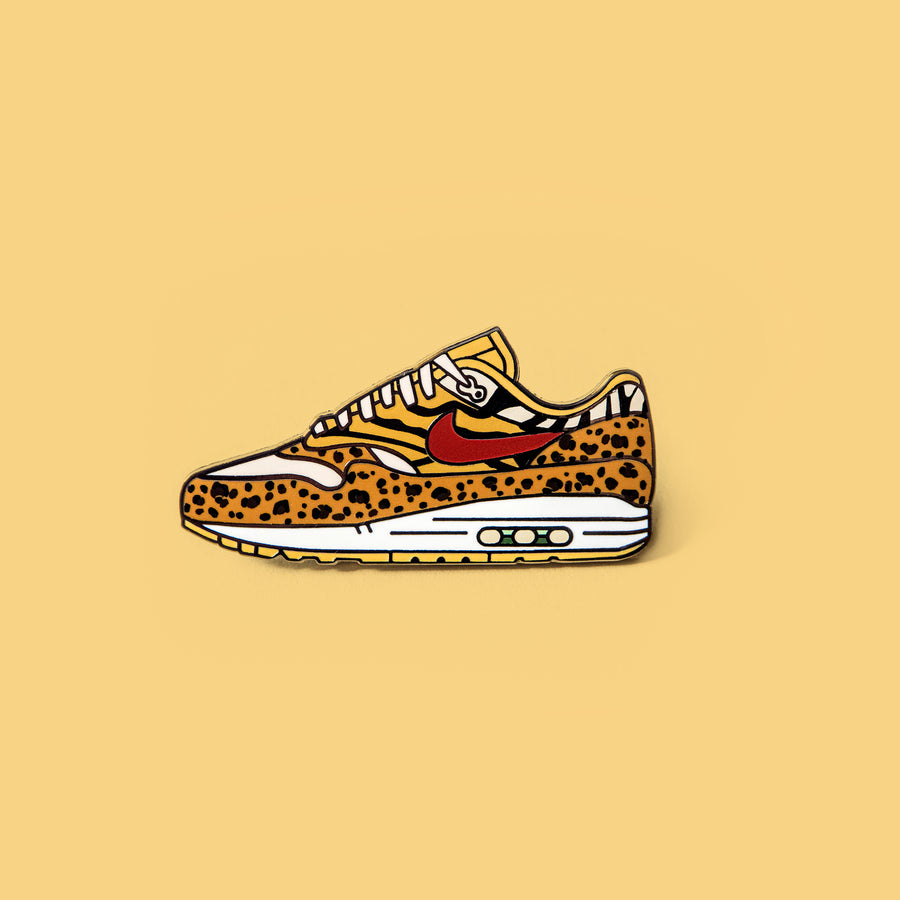 Animal Pack 2.0 Nike Air Max 1 enamel pin