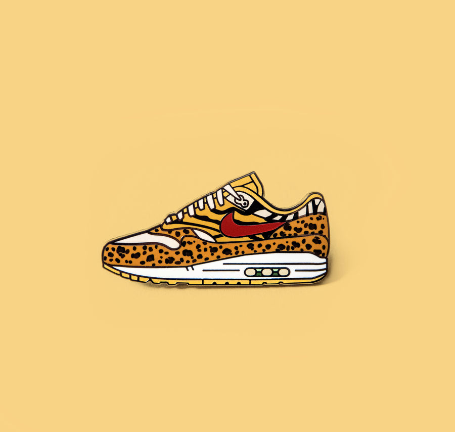 animal pack 2.0 nike airmax enamel pin