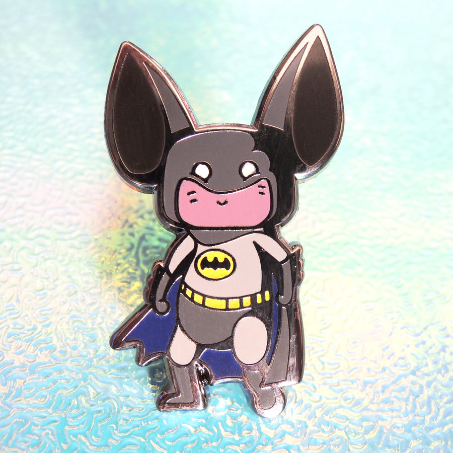 batman ita bag pin