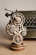 3D Wood Steampunk Clock 3D wood puzzles / models UGears