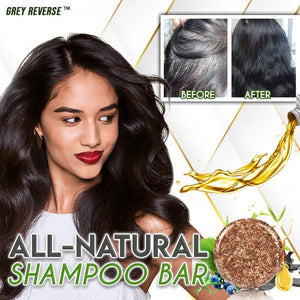 All-Natural Shampoo Bar