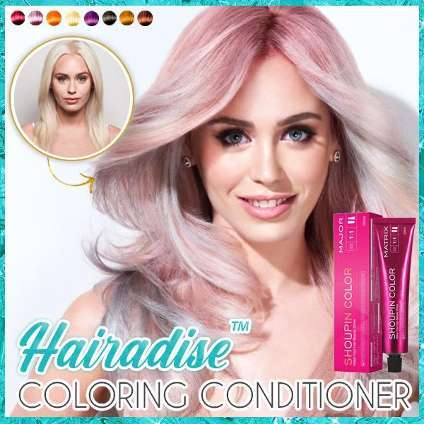 Hairadise™ Coloring Conditioner