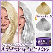 Load image into Gallery viewer, Hair-Clinic™ Anti-Brassy Hair Mask