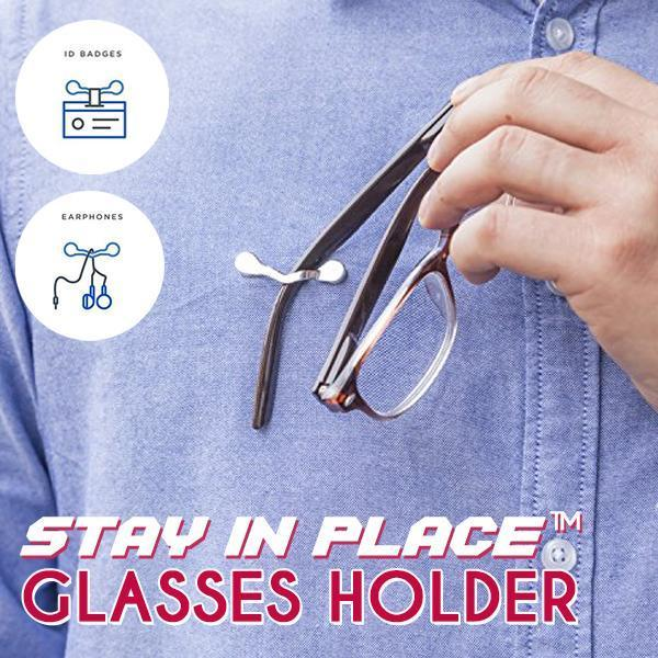 StayInPlace™ Glasses Holder