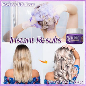 Hair-Clinic™ Anti-Brassy Hair Mask