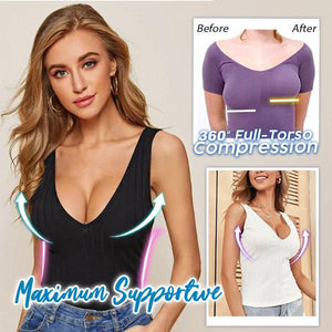 LaxChic™ Ice Silk Supportive Tank
