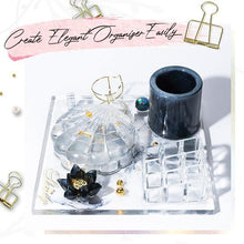 Load image into Gallery viewer, UV Resin Crystal Craft Kit