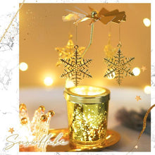 Load image into Gallery viewer, 🎄✨Nighty-Night Rotary Candle Holder Set✨🎄