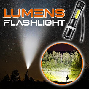 Lumens Flashlight