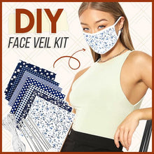 Load image into Gallery viewer, DIY Face Veil Kit
