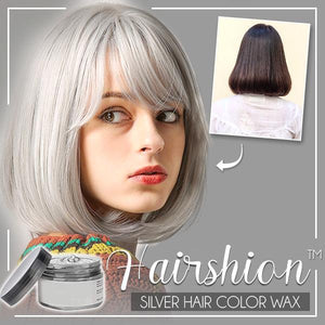 Hairshion™ Silver Hair Color Wax