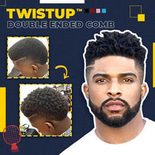 Load image into Gallery viewer, TwistUp™ Double Ended Comb