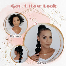 Load image into Gallery viewer, Briley™ Bubble Ponytail Extension