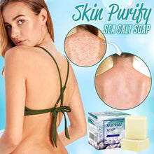 Load image into Gallery viewer, Skin Purify Sea Salt Soap
