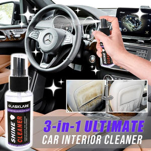 3-in-1 Ultimate Car Interior Cleaner