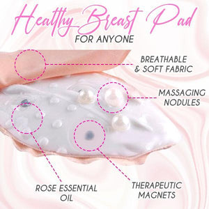 Instant Magnetic Therapeutic Breast Lifting Pads