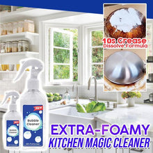 Load image into Gallery viewer, Extra-Foamy Kitchen Magic Cleaner