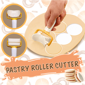 Pastry Roller Cutter (Set of 3)