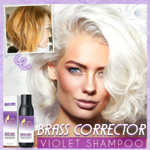 Load image into Gallery viewer, Brass-Corrector Violet Shampoo