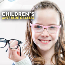 Load image into Gallery viewer, Children's Anti-Blue Glasses