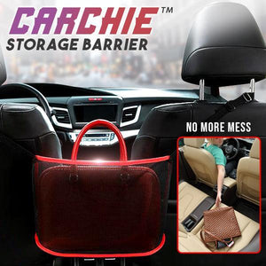 Carchie™  Storage Barrier