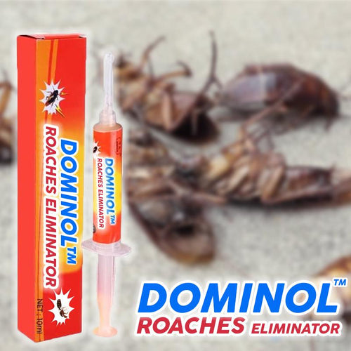 🕛(50% OFF TODAY ONLY)🕛Dominol™ Roaches Eliminator