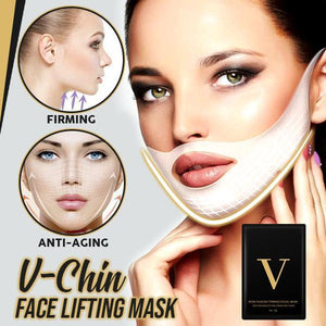 V-Chin Face Lifting Mask ✨ NEW MATERIALS ✨