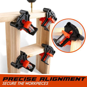 Fixed™ Adjustable Right Angle Clip