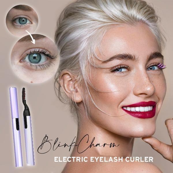 BlinkCharm Electric Eyelash Curler