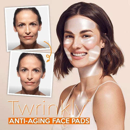 Twrinkly™ Anti-Aging Face Pads