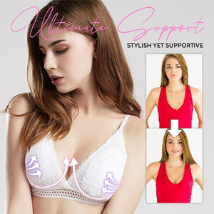 LibRosa™ Lace Wireless Supportive Bra