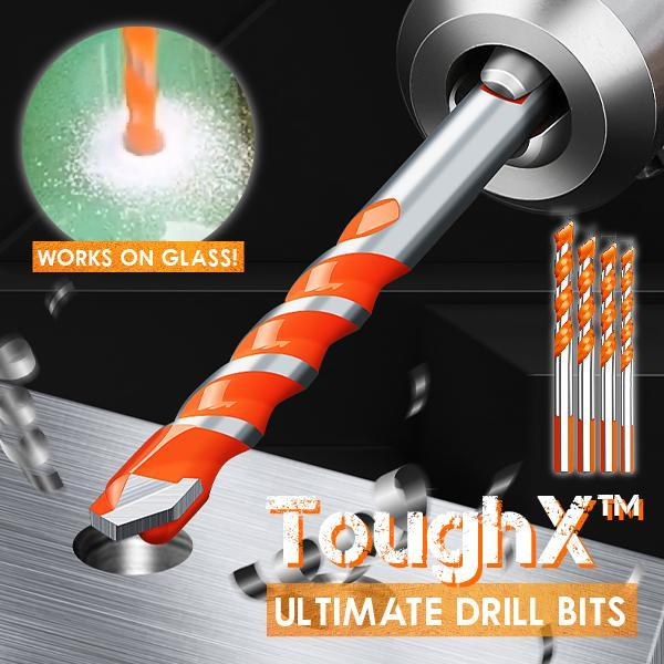 ToughX™ Ultimate Drill Bits